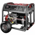 Briggs & Stratton 30664 - 8000 Watt Electric Start Portable Generator w/ (4) 120V Outlets