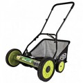 "Mow Joe (18"") 5-Blade Reel Mower w/ Catcher"