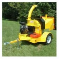 "PowerTek (7"") 31-HP Hydro-Feed Tow-Behind Chipper"
