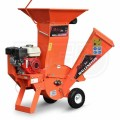 "Wallenstein (3"") 200cc Honda Chipper Shredder W/ Blower"