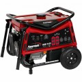 Powermate Vx Series 6500 Watt Electric Start Portable Generator