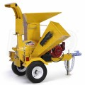 "Wallenstein (3"") 13-HP 389cc Honda Tow-Behind Chipper Shredder"