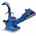 "Wallenstein (5"") 540-1000 RPM PTO Chipper - Blue"