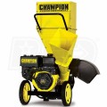"Champion (3"") 338cc Chipper Shredder"