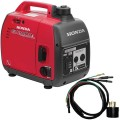 Honda EU2000 Companion 1600 Watt Portable Inverter Generator with Parallel Cables