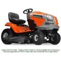 "Husqvarna YTH18K46 (46"") 18HP Kawasaki Lawn Tractor"
