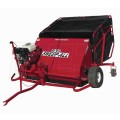 "Sweep-All (48"") 5.5HP Honda Powered 28 Cubic Foot Lawn Sweeper"
