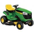 """John Deere D105 (42"""") 17.5HP Lawn Tractor"""