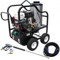 Pressure-Pro Professional 4000 PSI (Gas-Hot Water) Pressure Washer w/ GP Pump