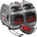 Briggs & Stratton P2200 Inverter Package with Parallel Cable